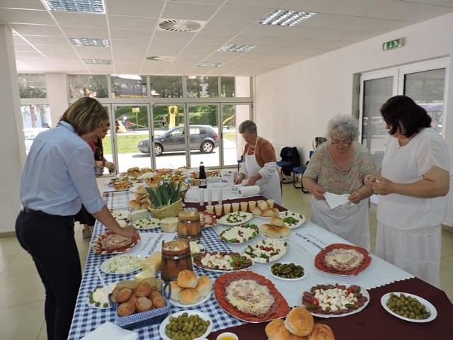 Krajiški sir-Promocija projekta