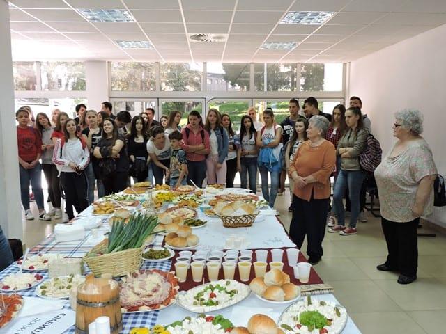 Krajiški sir-Promocija projekta, Nada Bundalo