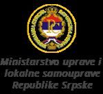 Ministarstvo uprave i lokalne samouprave Republike Srpske logo