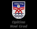 Opstina Novi Grad logo