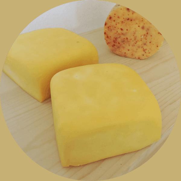 Polutvrdi krajiški sir, Domaćinstvo Bundalo